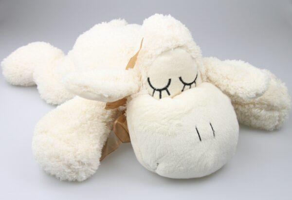 Kuscheltier Schaf Sleepy, weiß, XS - XXL Kuscheltier Schaf