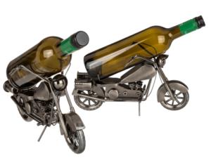 Metall Flaschenhalter Motorrad- Flaschenständer Bike