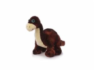 Stofftier Dino Saurier Langhals Brontosaurus wie Littlefoot - Plüschtier Fezzi Kuscheltier Brachiosaurus