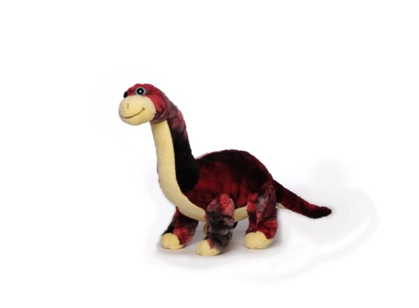 Plüschtier Dino Brachiosaurus Fezzi - Kuscheltier Saurier Langhals Brontosaurus wie Littlefoot - 19cm