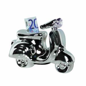 Casablanca Spardose Roller, Moped, Mofa - Deko Vespa Skulptur
