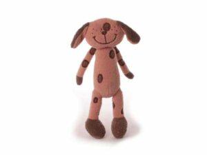 Schlenkerhund Charly - Schlenkertier Hund Dalmantiner Plüschtier Kuscheltier Stofftier 32 cm - Schmusetier Spielzeug aus schadstofffreiem Material