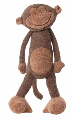 Schlenkeraffe Toto - Schlenkertier Affe - Plüschtier Affe