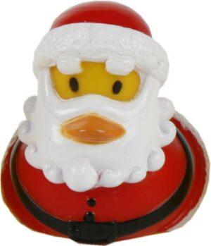 Santa Badeente X-Mas Ente quietschend - Weihnachtsente