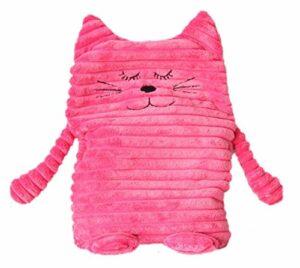 Wärmetier Katze pink 8124