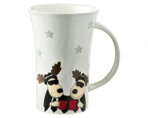 Mila Coffee Pot - Hot Drink Super Cool - 500 ml - Tasse - Henkelbecher - Keramik