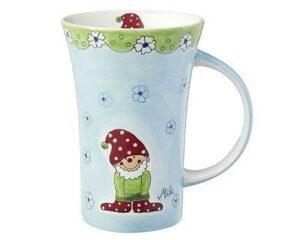 82574 Mila Coffee Pot Herr Fröhlich Großer Becher Zwerg