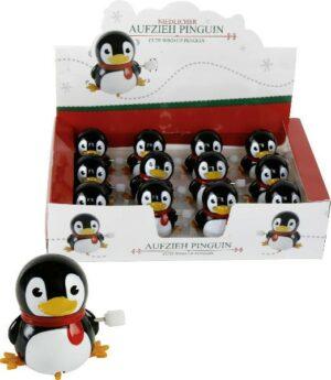 Aufzieh Pinguin, aufziehbare Pinguine