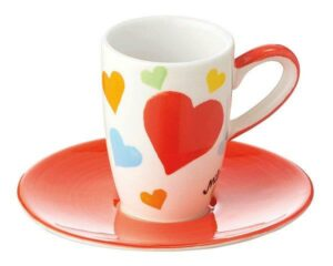 88350 Mila Happy in Love Espresso-Set
