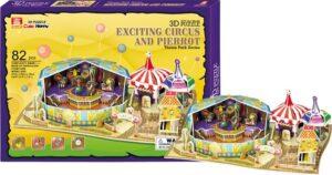 3D Puzzle Zirkus 8913_3d_zirkus_a