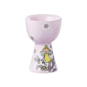 Mila Eierbecher Elfe - Mila Elfentraum Eierbecher aus Keramik
