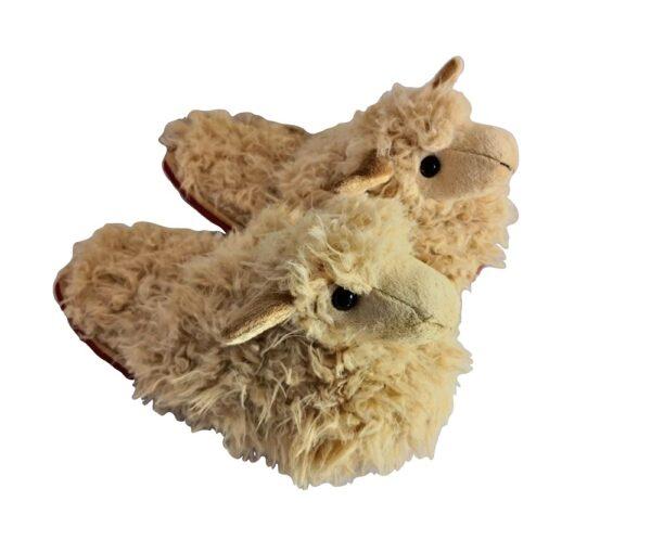 Lama Slipper Tier Pantoffeln Latschen Slipper Plüsch Hausschuhe