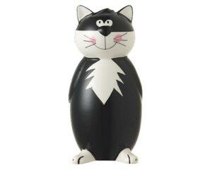 Mila Happy Cat - Spardose Katze - Figur aus Keramik