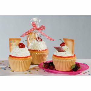 Casablanca Spardose Cupcake Happy Birthday Sparschwein Muffin-Torte