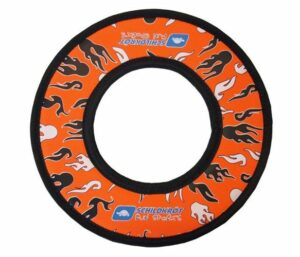Wurfring orange - Schildkröt Fun Sports Neoprene Ring - Frisbee