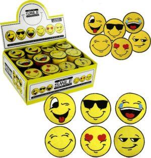 Magisches Handtuch Smile - Zauberhandtuch Emoji