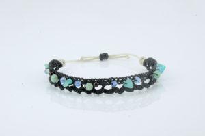 Amazonit Armband - Edelstein Armband - Perlenarmband
