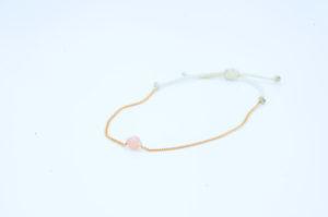 Opal Armband - minimalistisches Armband Edelstein