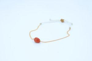 Agate Armband - minimalistisches Armband Edelstein