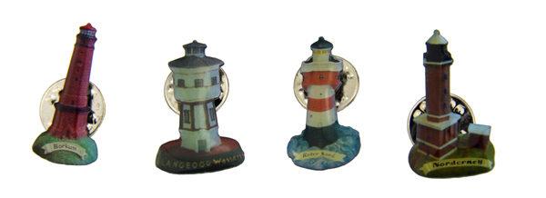 Anstecker Pin Leuchturm Pins