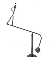 Balancer Golfer - Golfspieler - Stresskiller - Schreibtisch Deko - Spielzeug für den Schreibtisch.