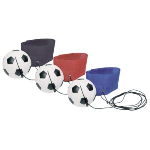 Ball am Armband Gummiball - Fußball Bouncing Ball