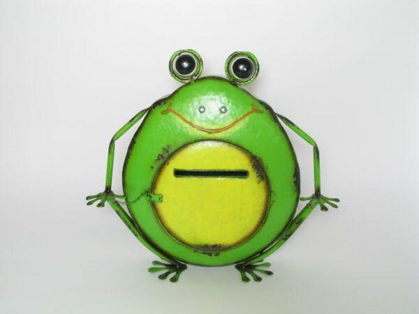 XXL Metall Briefkasten Frosch