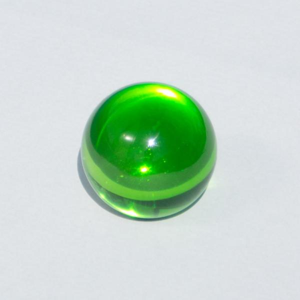 Glaskugel 5cm, verschiedene Farben - Zubehör Ersatzteil für unsere Edelstahlwindspiele, Mobile, Spirale, Gartenpendel - Ersatzkugel