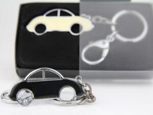 Casablanca Schlüsselanhänger schlichtes Auto 40443