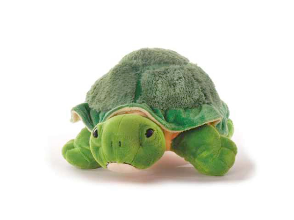 Chilly Schildkröte Kuscheltier 38 cm, grün - Riesen Schildkröte Kuscheltier