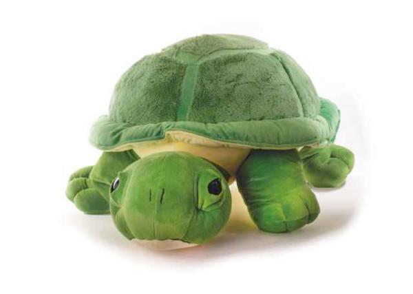 Chilly Schildkröte Kuscheltier M - XXL, grün - Riesen Schildkröte Kuscheltier