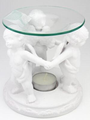 Engel Freundeskreis Duftlampe/Aromalampe oder Teelicht