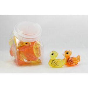 Mini-Duschgel-Ente - Badegel mit Duft in Entenform, 55ml