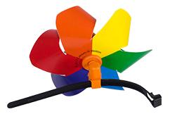moulin velo mix colours 36 st ck windr dchen mit wieder. Black Bedroom Furniture Sets. Home Design Ideas