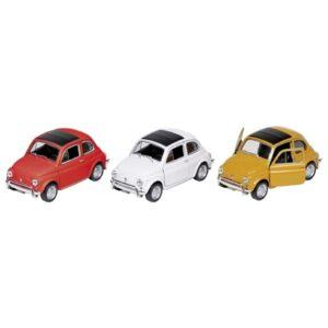 Fiat Nuova 500, Spritzguss