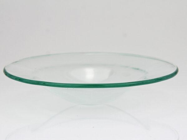 Glasschale für Aromalampen - Ersatzglas Duftlampe