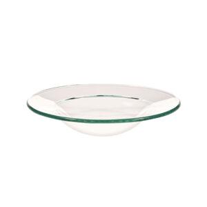Glasschale für Aromalampen - Ersatzglas Duftlampe org