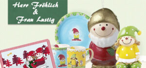 Herr Fröhlich & Fräulein Lustig