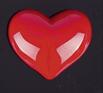 Herz Magnet