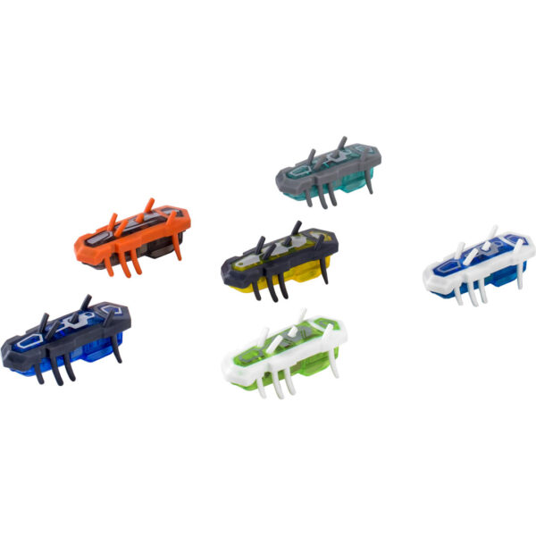 Hexbugs Nano Nitro Miniroboter - Krabbler Roboterinsekt, Schnelle Mikro Nano-Bots