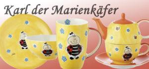 Karl der Marienkäfer