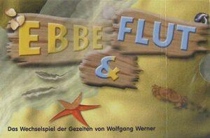 Kartenspiel Ebbe und Flut Spiel - Kartenspiel für 2 Personen