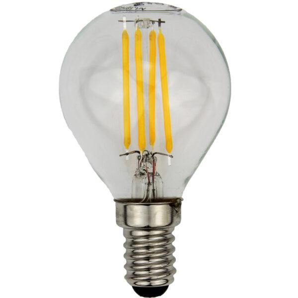 LED Birne 4 Watt E14 - für 60 cm Sterne