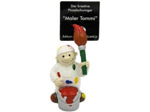Maler Kartenhalter - Maler Tommi