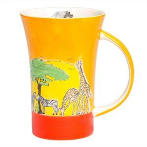 Mila Afrika Coffee Pot - 500 ml - Keramik - Safari Becher 82211