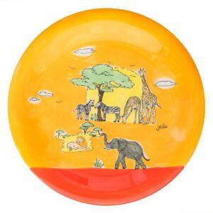 Mila Afrika Teller Safari - Geschirr - Keramik 84211