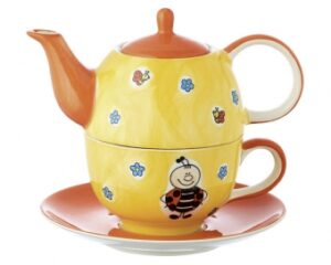Mila-Design-Geschirr-Karl der Marienkäfer Tea_for_one-99146
