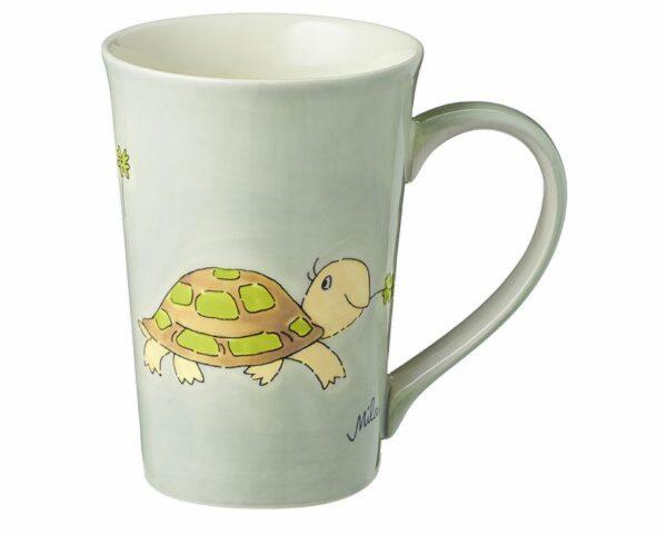 Mila Schildkröte Teebecher - 350 ml - Keramik