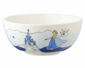 Mila Eisprinzessin Kinderschale – Keramik – Schale Elsa Prinzessin 96182