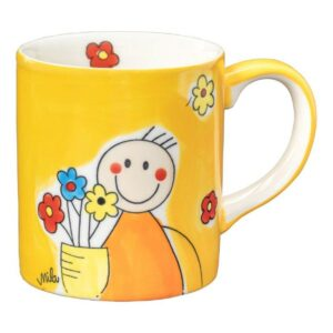 Mila Flowerboy Becher - 280 ml - Tasse - Keramik 80238
